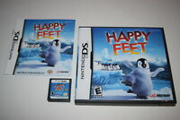 Happy Feet Nintendo DS Video Game Complete