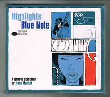 HIGHLIGHTS BLUE NOTE - A GROOVE SELECTION BY HANS MANTEL - COFFRET 8 CD - NEW