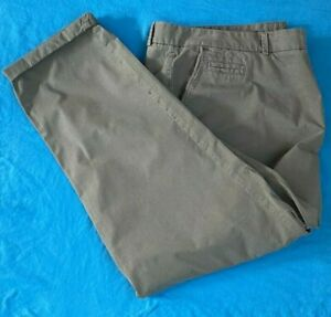 Ladies M & S Collection Trousers. Brand New. Khaki. FREE P+P. Size 24 x 28