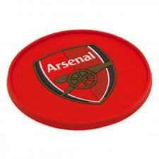 ARSENAL F.C. Silicone Coaster OFFICIAL LICENSED MERCHANDISE