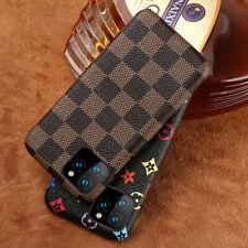 Flower Louis Leather 3D Case For iPhone 11 Pro Max 6S 7 8 plus XR X XS Max SE2
