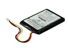 3.7V battery for TomTom 4N01.000, F650010252, F709070710, One IQ, NVT2B225, 4N00