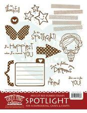 Spotlight Kit-The Greeting Farm Rubber Stamp-Stamping Craft-Anya-Scrapbooking