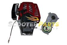 4 Stroke Carburetor Engine Motor For Mini Moto Pocket Bike DB40A 39cc 40cc Parts