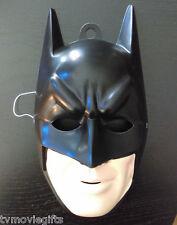 DC Batman Black PVC 1/2 Mask Licensed 3018 New