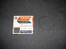 NOS Yamaha SL338 Piston Rings,  806-11601-10,  1st Oversize
