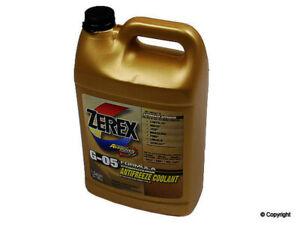 1 Gallon Engine Motor Coolant/Antifreeze Concentrate VALVOLINE Zere YellowZXG051