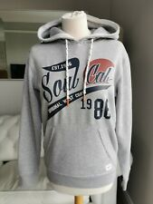 Soulcal grey heavy hoodie in size UK S 8-10. IMMACULATE