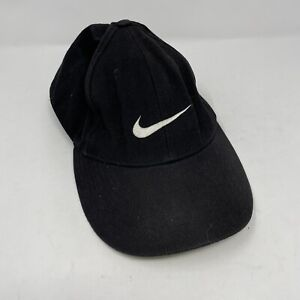 Vintage Nike Swoosh Baseball Hat Size 7 1/4
