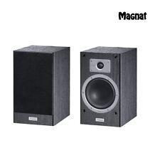 Magnat Tempus 33 2-way Bass Reflex Bookshelf Speaker (Black) PAIR