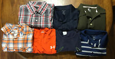 Men's Shirts Lot of 7  Size Small - Free Shipping
