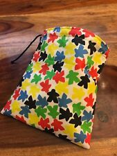 'Meeple' Style Dice Bag