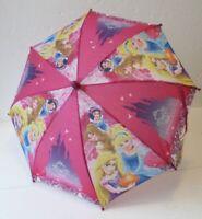 Disney Regenschirm True Princess Mädchen Girls Kinderschirm 65cm