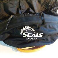 New Seals Sneak Kayak Spray Skirt 1.4 Whitewater Sea Paddling Nylon Made in USA