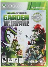 Plants vs. Zombies: Garden Warfare Video Game for Microsoft Xbox 360, 2014, Used