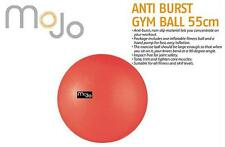 Anti Burst Gym Swiss Ball 55cm Peach With Pump Commercial Quality
