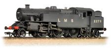 Bachmann 32-880 Fairburn 2-6-4 Tank 2278 LMS Black Weathered OO Gauge