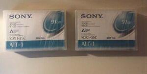 Sony 8MM 91GB 35/91GB AIT-1 Data Cartridge SDX1-35C