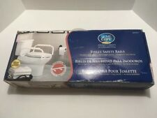 Moen DN7015 Home Care Toilet Safety Rails Easy Grip Up To 250 Lb Capacity White