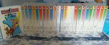 Collection de 25 jeux de société Astérix édition Atlas