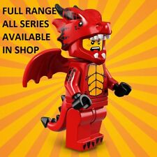 Lego Minifigure Dragon Suit Guy 40 Years Anniversary Series 18 Resealed 71021