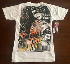 Casualties Of Summer Tee Mens Size M NWT