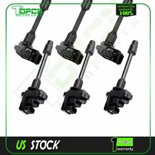 set of 6 Ignition Coils for 1997 1998 Nissan Maxima