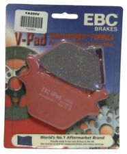 EBC 41300053 FA254HH Double H Sintered Rear Brake Pads Harley Sportster 14-17