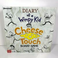 DIARY OF A WIMPY KID Cheese Touch Board Game Pressman 2010 Rare NEW Sealed