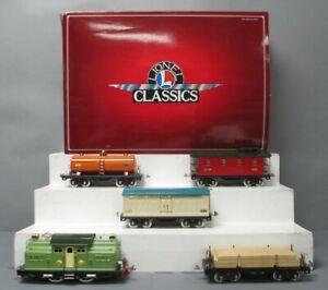 Lionel 6-13001 1-318 500 Series Std Gauge Electric Freight Train Set EX/Box