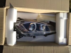 Brand new pair headlights for RHD Lancia Chrysler Delta right and left