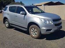 2016 HOLDEN COLORADO 7 RG LT 2.8TD AUTO 7 SEATER DAMAGED EXPORT STATUTORY PARTS