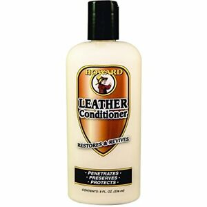 Howard LC0008 Leather Conditioner - 8 oz.