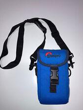 LowePro Camera Bag, Blue