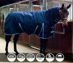 Pessoa 400gm Heavy Weight Combo Turn Out Rug
