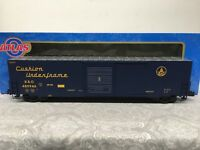 "Atlas ""O"" Baltimore & Ohio ACF 60' S.D. Auto Parts Boxcar O Gauge 6531-2"