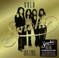 SMOKIE Gold 1975-2015 2CD BRAND NEW Best Of Greatest Hits