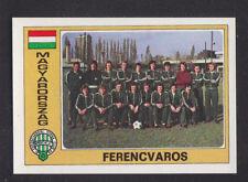 Panini - Euro Football 76/77 - # 176 Ferencvaros - Magyarorszag