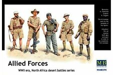 MasterBox MB3594 1/35 Allied Forces WWII era, North Africa