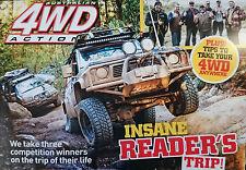 4WD Action DVD 224 - Insane Rider's Trip!
