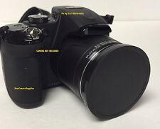Kaiser Slip On FRONT LENS CAP 62mm+HOLDER for 62mm outside diamerter aplications