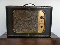 Vintage 1960's Selmer Little Giant Guitar Valve Amplifier Rare Collectable