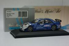 Minichamps 1/43 - Mercedes C Klasse DTM 1996 Team Persson Lohr