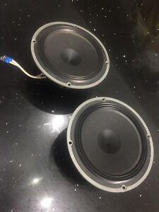 "Audison VOCE AV 6.5 - 200W 6.5"" Mid Range Speakers SQ Sound Qualify"