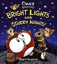 Owly & Wormy, Bright Lights and Starry Nights - New - Runton, Andy - Hardcover