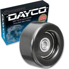Dayco Drive Belt Idler Pulley for 2007-2016 Lexus ES350 - Tensioner Pully mx