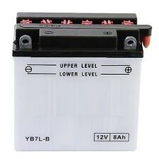 Batterie Moto Scooter Garantie 1An YB7L-B YAMAHA 125 DT MX / 125 SR YP /500 SRX