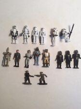 Collectible Star Wars micro Machine Empire Figurines 1996-1998