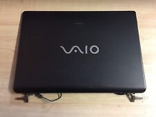 SONY VAIO VGN-SZ1HP SERIES GENUINE TOP LID COVER HINGES LCD CABLE 4-683-216