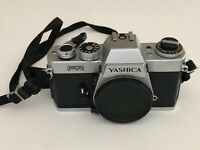 Vintage Yashica FR 35mm SLR Film Camera Body